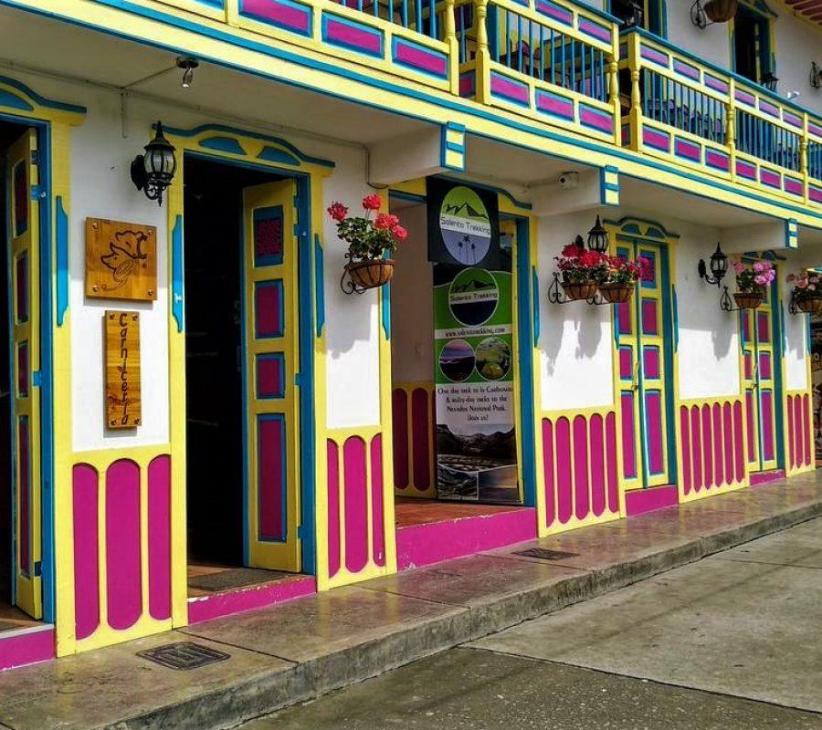 1 סלנטו קולומביה