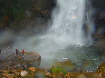2 מפלים בקולומביה